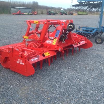 Kuhn rotoreg HR 304 - klaar voor aflevering