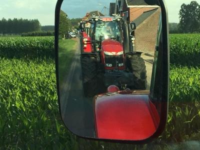 Tractorwijding Binderveld 2018