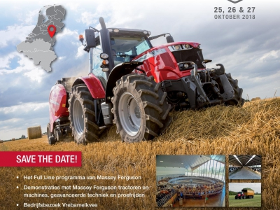 Diamond Days Massey Ferguson 2018