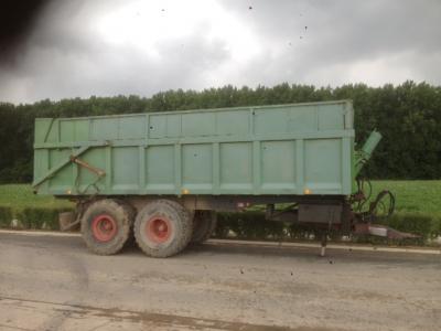 Kipwagen 22 ton
