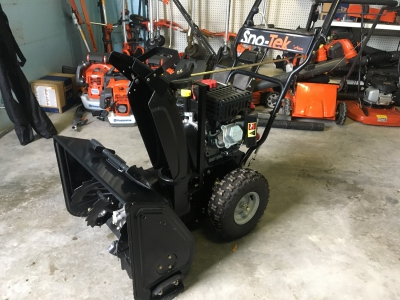 Snowblower Ariens