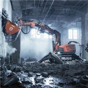 Robots de démolition